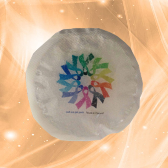 Picture of Flower Ribbon Gel Ice Pack - IP203