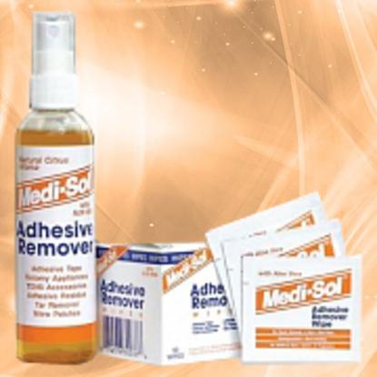 MSAR30037 MediSol Adhesive Removal Pads